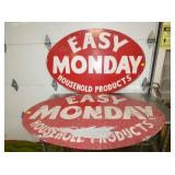 EASY MONDY PRODUCTS SIGNS