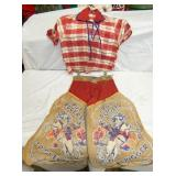 ROY ROGERS OUTFIT