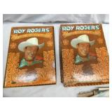 1956 ROY ROGERS WESTERN STORIES W/ BOX