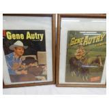 10CENT GENE AUTRY COMIC BOOKS