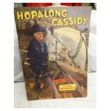 HOPALONG CASSIDY COLORING BOOK