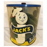 JACKS COOKIE JAR