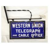 VIEW 3 OTHERSIDE PORC. TELEGRAPH SIGN