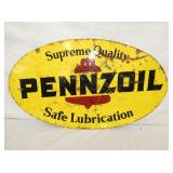 VIEW 2 OTHERSIDE PENNZOIL SIGN