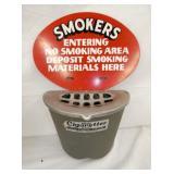 SMOKERS BUTS STATION