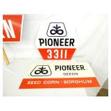 VIEW 3 PIONEER SEEDS SIGNS