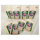 OLD STOCK BLUE RIBBON BAGS