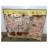 VIEW 3 OTHERSIDE 59X49 PUNCH TIN SIGN