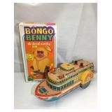 BATTERY OP BONGO & SHOWBOAT
