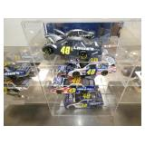 VIEW 2 COLL. 1:24 SCALE NASCAR CARS