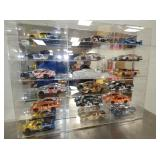 VIEW 3 COLL. 1:24 SCALE NASCAR CARS