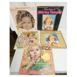 SHIRLEY TEMPLE RECORDS