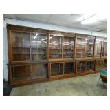 5PC. SECTIONAL DISPLAY
