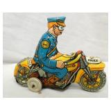 VIEW 2 OTHERSIDE MARX WINDUP MOTORCYCLE