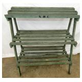 33X41 NATIONAL BISCUIT CO. BREAD RACK