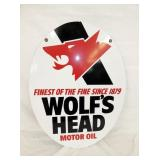 VIEW 2 OTHERSIDE WOLF HEAD SWINGER SIGN