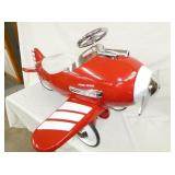 VIEW 4 FRONTSIDE PEDAL AIRPLANE