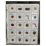 VIEW 6 100PC. TOBACCO TAG COLLECTION