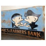 VIEW 2 RIGHTSIDE MECH./FARMERS BANK
