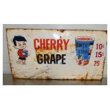 28 1/2X15 CHERRY GRAPE CHILLY WILLIE