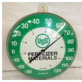 12IN USS FERTILIZERS PAM THERM.