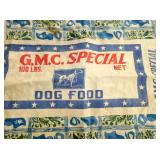 VIEW 2 CLOSEUP GMC SPECIAL FOOD SACK