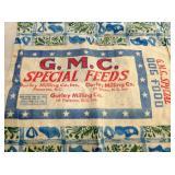100LB GMC SPECIAL FEEDS SACK