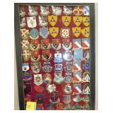 COLLECTION MILITARY PINS