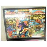 SPIDERMAN, CAPT. MARVEL, COMICS