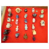 COLE/SAMPSON/OTHER MINIATURE POTTERY