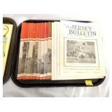 BILTMORE JERSEY BULLETIN MAGAZINES
