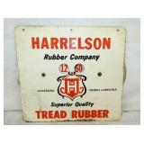 11X10 HARRELSON TREAD RUBBER SIGN