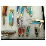 VIEW 3 CLOSEUP POCKET KNIVES