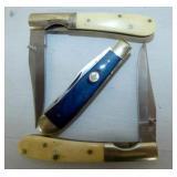 VIEW 2 CLOSEUP POCKET KNIVES