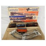 14IN GW CONSTRUCTION TRAIN SET W/ BOX