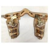 ROY ROGERS HOLSTER, WESTERN PISTOLS