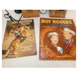 VIEW 3 ROY ROGERS ITEMS