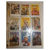 COLLECTION ROY ROGERS TRADING CARDS