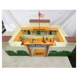 US ARMY CAVALRY FORT W/ ACCESSORIES