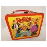 1980 POPEYE LUNCH BOX