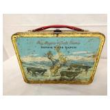 ROY ROGERS/DALE EVANS LUNCH BOX