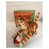 WINDUP PLAYFUL KITTY W/ BOX