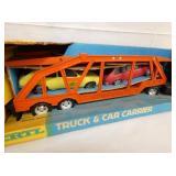 VIEW 3 ERTL CAR HAULER