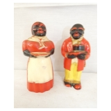 AUNT JAMIMA/UNCLE MOSE SHAKERS