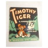 1943 TIMOTHY TIGER BOOK