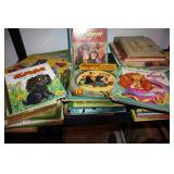 Vintage Bonnie Books and Walt Disney