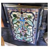 Stain Glass Firescreen