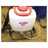 SOLO back pack sprayers