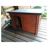 * Quality dog houses