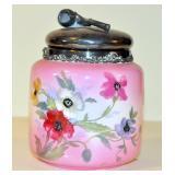 Pipe  Victorian jar